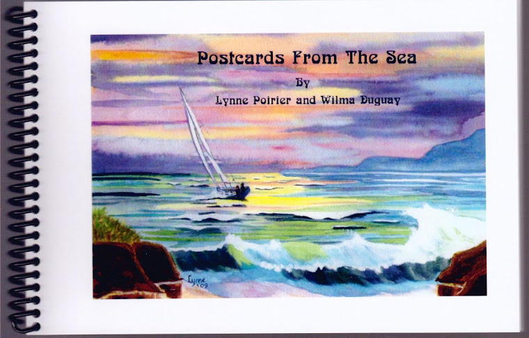 Postcards From the Sea