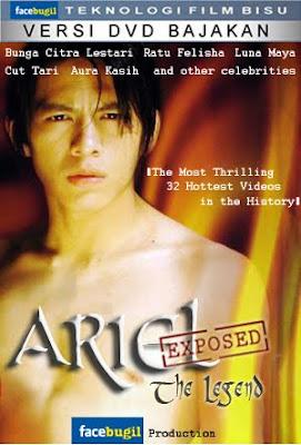 ariel the legend exposed