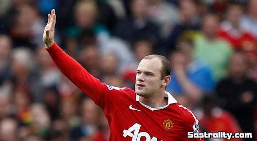 Rooney perpanjang kontrak di MU
