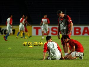 skor Thailand vs Laos