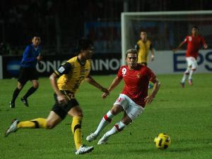 hasil pertandingan indonesia vs malaysia