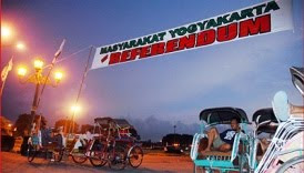 RUU Keistimewaan Yogyakarta