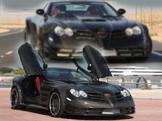 2012 McLaren sports car
