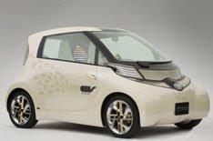 Toyota's future car technology