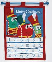 VeggieTales Advent calendar