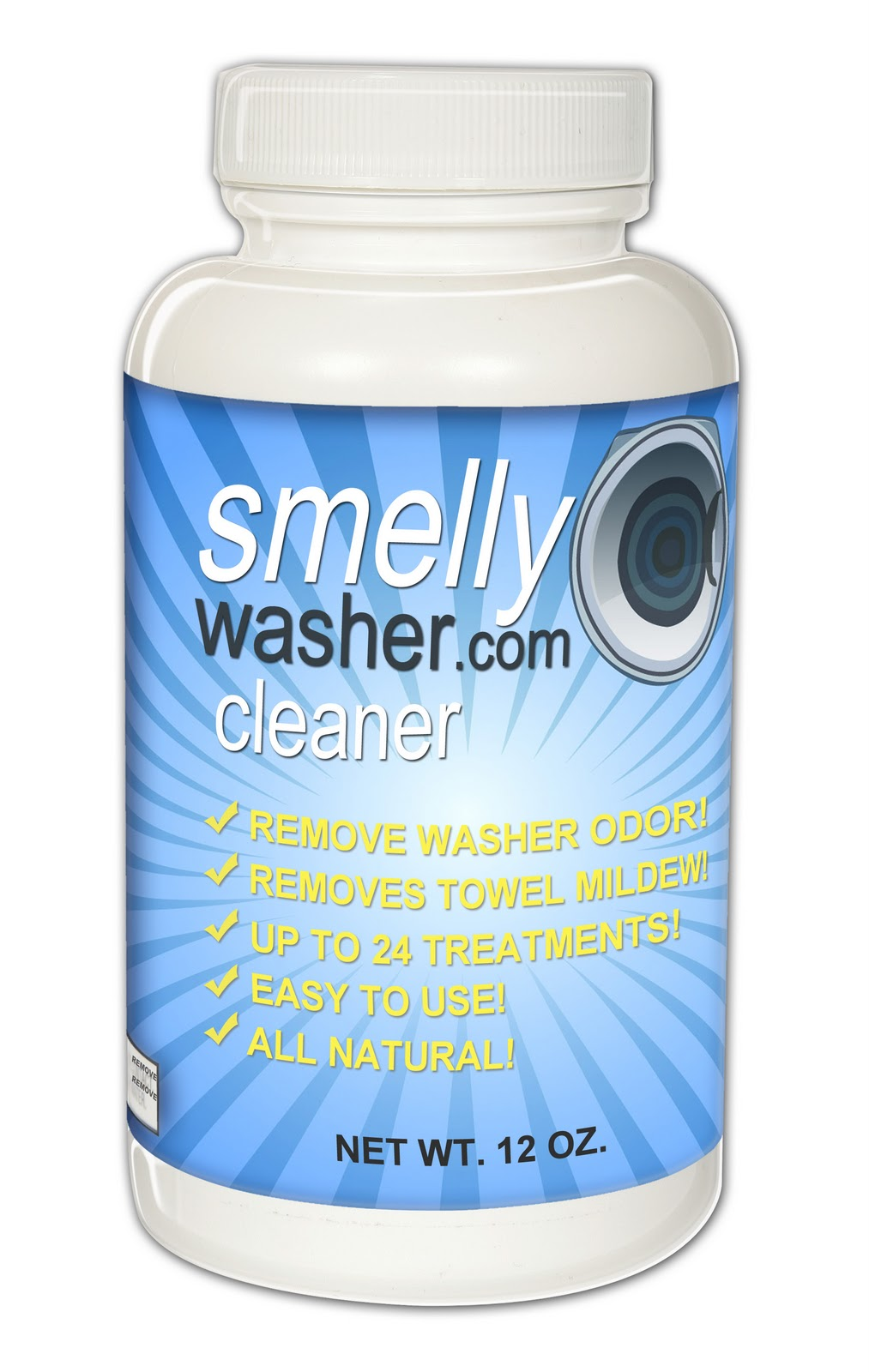 Washers Get a Musty Odor - Appliance . net