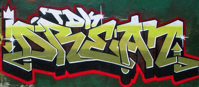 the trend of graffiti - photo #19