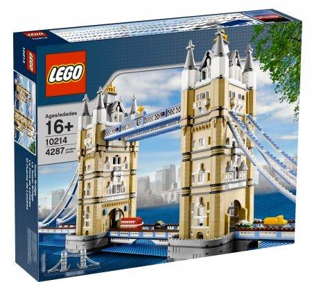 Planet Bizzle LEGO Tower Bridge of London