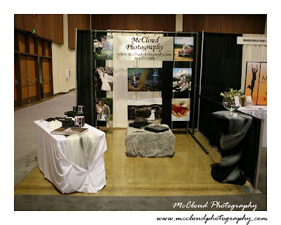 wedding expo booth ideas