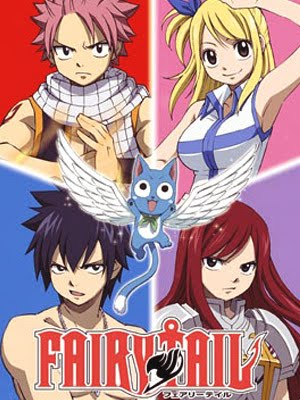 Fairy Tail 62 - 64 Anime Fairy