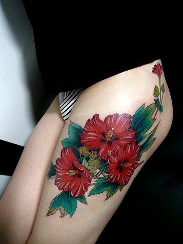 Thigh Tattoo Design Report By pambon on Sep3011 1218pm