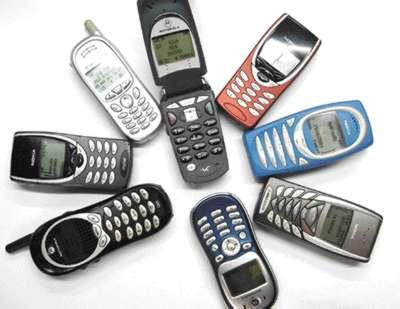 Le gustaría que su primitivo teléfono celular de repente adquiriera una pantalla táctil? 1