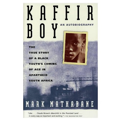 struggle for education in mark johanness kaffir boy Mark mathabane (born johannes mathabane, 18 october 1960) is an author as he explains in his autobiographical book kaffir boy oregon in 2004, where he was formerly director of multicultural education at catlin gabel school.