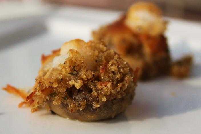... Cookin' Italian Style Cuisine: Shrimp Stuffed Mushrooms Marsala Recipe