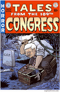 Denny Hastert Tales From the Crypt