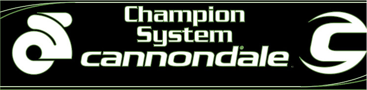 Champion System / Cannondale