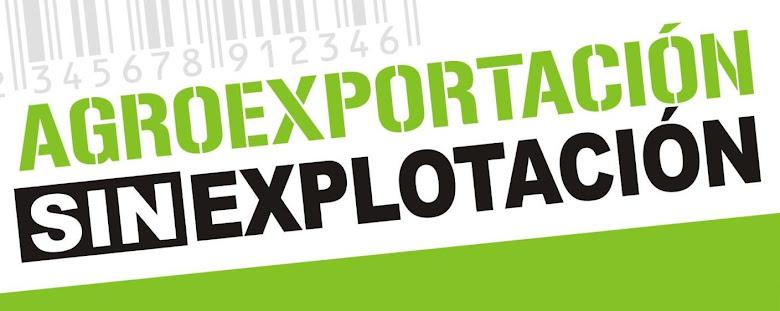 Agroexportación SIN Explotación