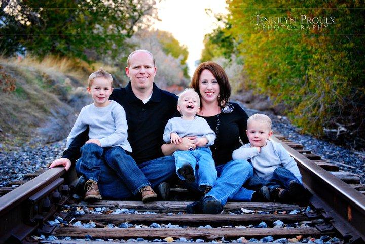 Ludvigson Family