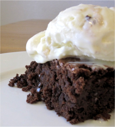 Friday Foodie - Deep Dark Brownies