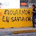El pintarrajeo de la ciudad, una 'costumbre' sin sanción en Santa Cruz