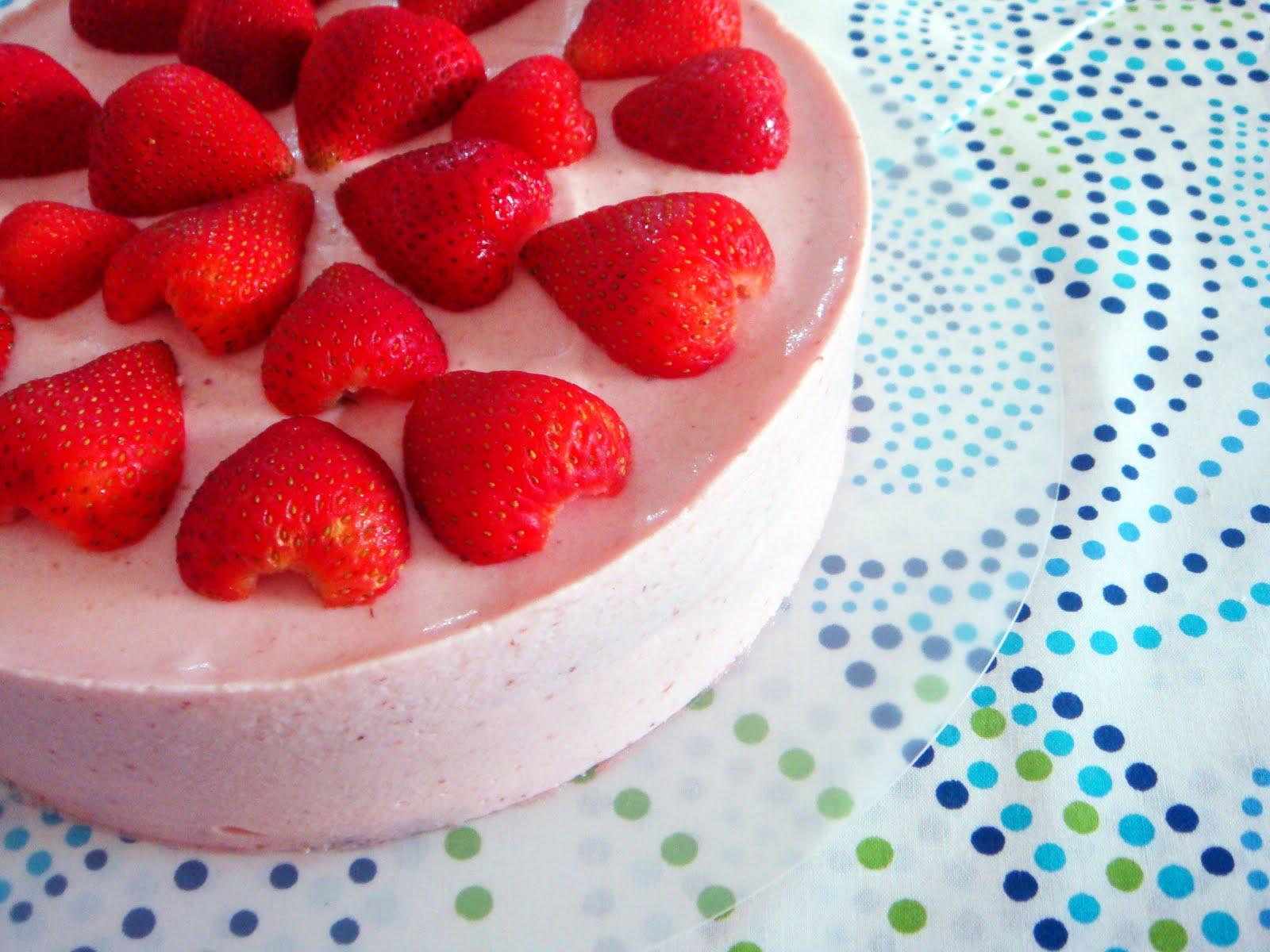 Strawberry Yogurt Mousse Recipes — Dishmaps