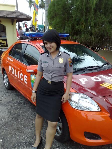Foto Polwan Cantik dan Sexy Di Indonesia