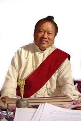 Venerable Lopon Ogyan Tanzin Rinpoche
