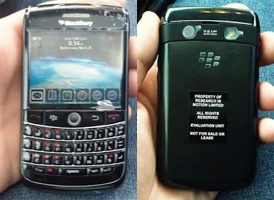 Cara Cek, Bedakan Blackberry Asli dan Palsu