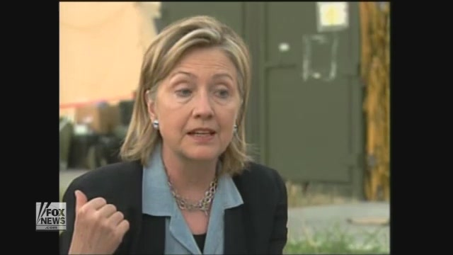 HRC Secretary of State interview Haiti Port-au-Prince Fox News Greta van Susteren