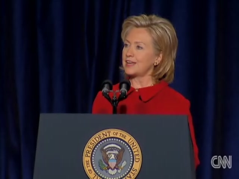 Secretary of State HRC Washington National Prayer Breakfast 2010