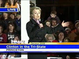 HRC speech Princeton