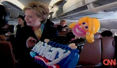 HRC balloon doll 1