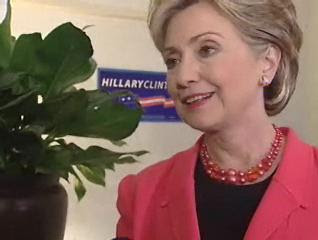 HRC interview Charleston Marriott West Virginia