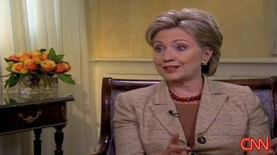 HRC one-on-one interview CNN The Situation Room