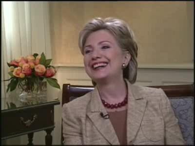 HRC one-on-one interview Foxnews The Bourbon Room