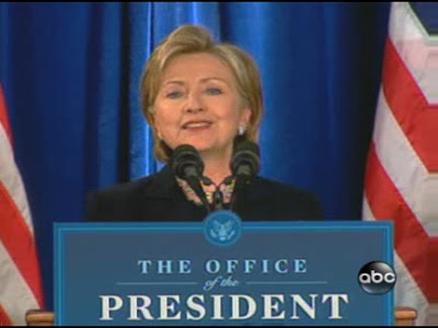 HRC Obama cabinet Secretary of State acceptance speech
