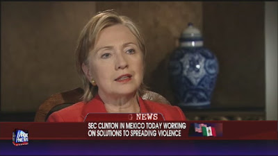 HRC Secretary of State interview Mexico City Fox News Greta van Susteren