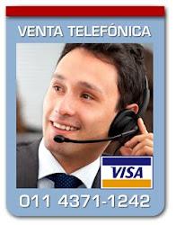 Compre por teléfono