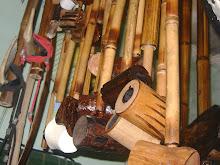 fornilhas em madeira de lei,forjadas e lapidadas a mão.