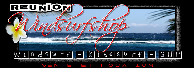 REUNION WINDSURF KITESURF SUP SHOP