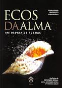 Capa do livro Ecos da Alma: Antologia de poemas.