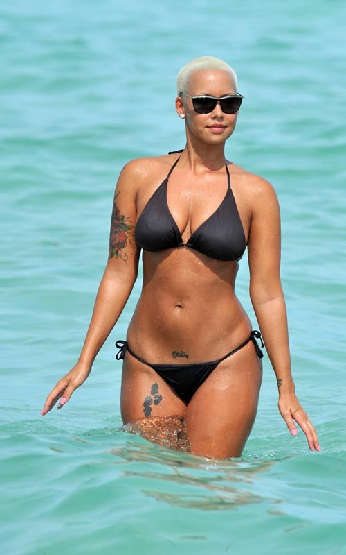 Amber Rose Twerking
