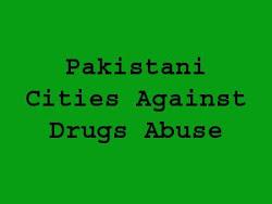 Pakistani cities Against Drug Abuse