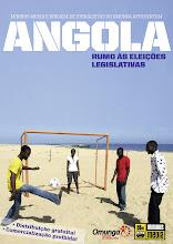 Angola rumo às eleições legislativas