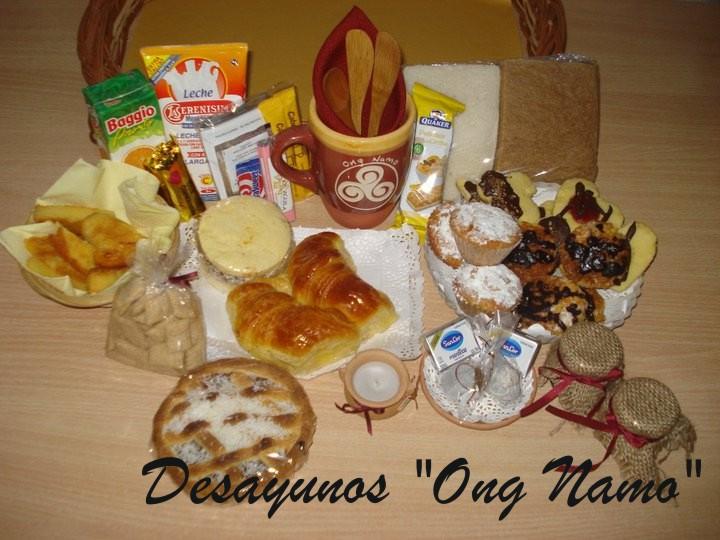 Desayunos artesanales ong namo tandil for Desayuno frances tradicional