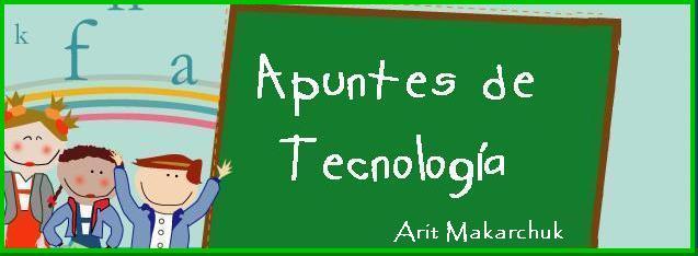 Apuntes de Tecnología