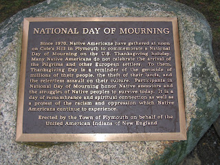 Native American Resources: Day of Mourning (a.k.a ...