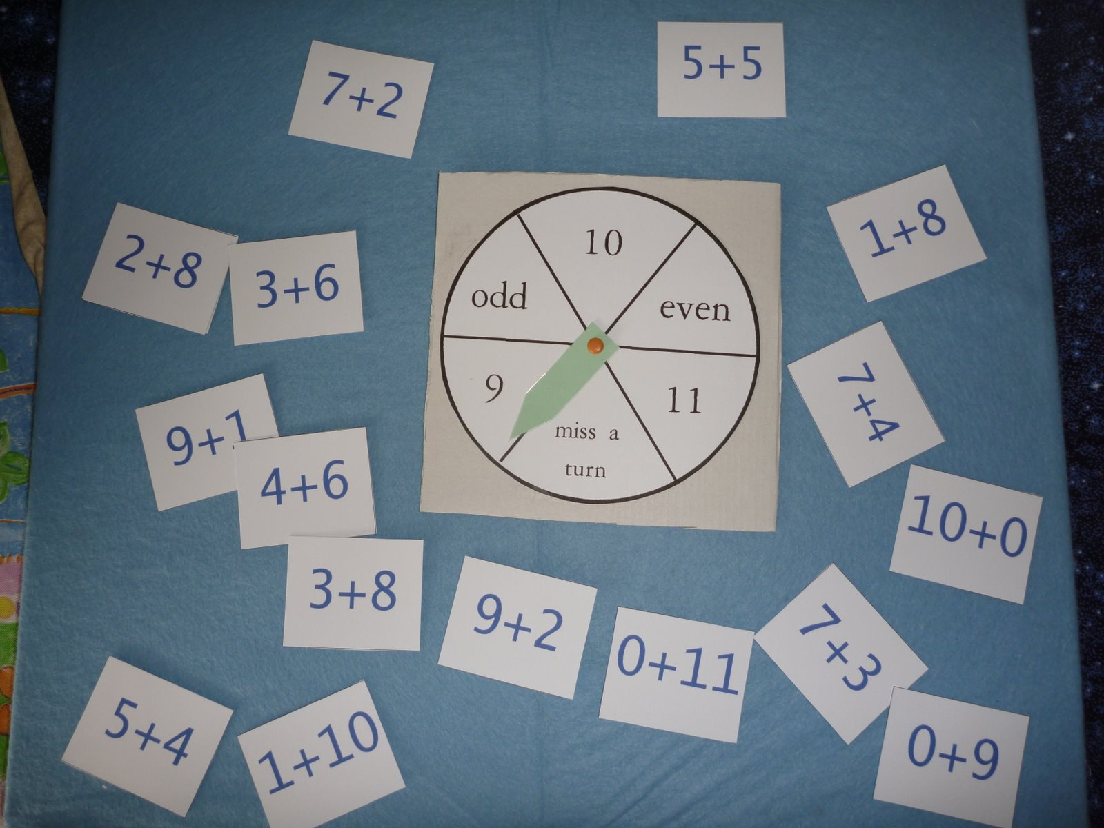 Addition Math Games for Number Families 9-18 - Homeschool Den