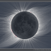 """la mejor imagen de un eclipse"""