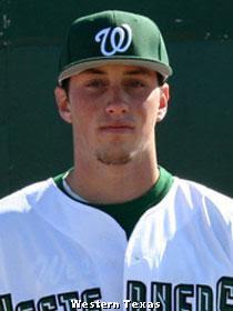 1B Mitch Delaney - New York Yankees 21st Round Draft Pick
